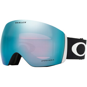 Oakley Flight Deck Lunettes de protection Homme, matte black/w prizm sapphire iridium